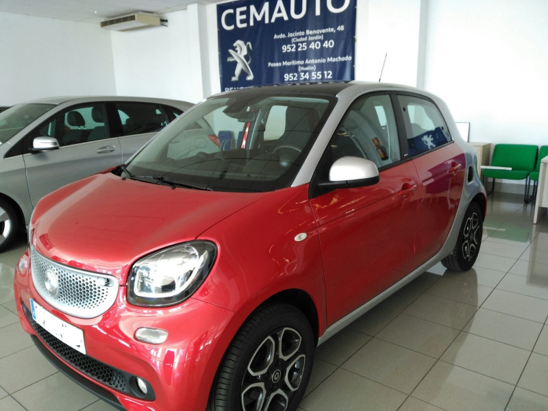 Smart ForFour 52KW