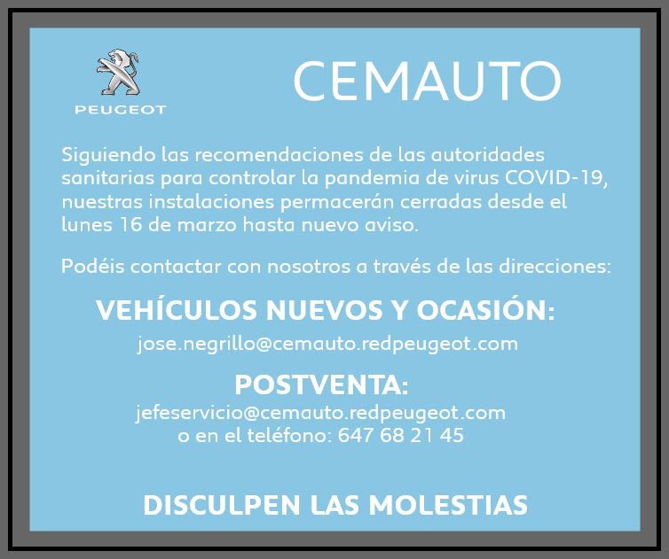 Cemauto-Covid