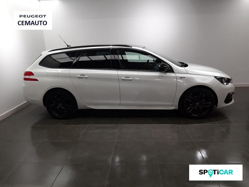 308 SW GT 2.0 BlueHdi 130 Aut. S&S Blanco Nacarado