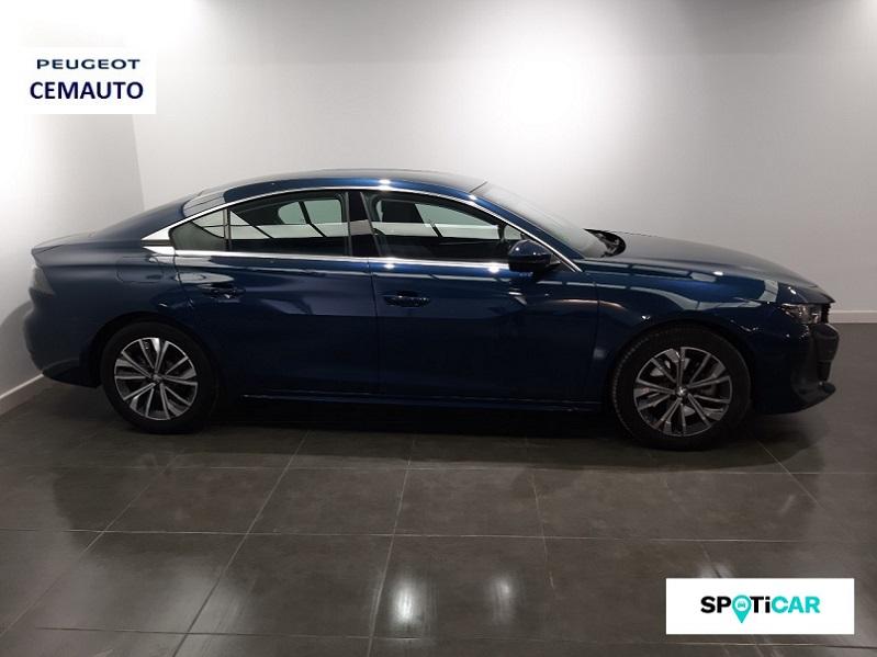 508 Allure 2.0 BlueHdi 160 Autom. S&S Azul Celebes
