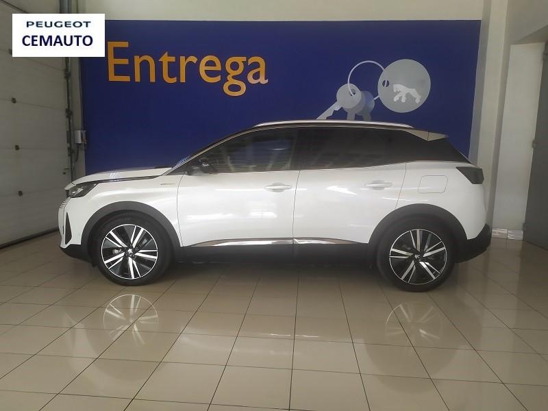N3008 GT Pack Hybrid 300 Automático Blanco Nacarado
